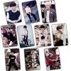 สติ๊กเกอร์ PVC กันน้ำ เซตละ 10 ใบ : EXO - LOVE ME RIGHT #2