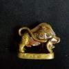 หมูอาคมเนื้อตะปู ๗ ป่าช้า ผสม ทองเหลืองเชี่ยนหมากเก่า หลวงพ่อมี วัดบ้านช้าง ( 01 )