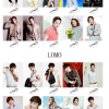 ภาพ LOMO เซตละ 20 ใบ - จาง กึนซอก