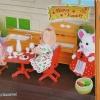 เฟอร์นิเจอร์บ้านตุ๊กตากระต่าย 009ส่งฟรี