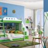 เตียงสองชั้นรุ่น Green and tree bunk bed