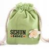 กระเป่าถือใส่ของลายการ์ตูนน่ารัก เนื้อผ้าอย่างดี EXO - เซฮุน