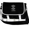 กระเป๋าสะพาย LUHAN สีดำ น้ำเงิน ฟ้า