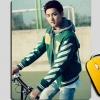 แผ่นรองเม้าส์ IKON : Jung Chan Woo