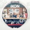 กระจกพกพา iKON - Warm Up Single