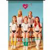 โปสเตอร์แขวนผนัง Red Velvet ขนาด 60x40 cm.