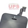 หน้าจอชุด ไอโฟน 5C สีดำ (งานแท้)