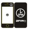 เคสไอโฟน 4/4s 2PM (สีดำ)