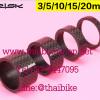 แหวนรองคอคาร์บอน 3K ขนาด 3/5/10/15/20mm