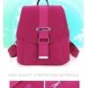 กระเป๋าเป้สะพายวัสดุ NYLON เนื้อกันน้ำสีสันสดใสโดดเด่น