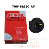 ยางใน KENDA 700X18/23C A/V จุ๊บใหญ่