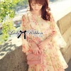 Lady Ribbon's Made Lady Sakura Chiffon Dress