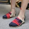 รองเท้า Toms แฟชั่น คาดเข็มขัดปรับระดับได้