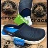 รองเท้า CROCS รุ่น LiteRide สีกรมพื้นฟ้า