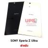 ฝาด้านหลัง Sony xperia z ultra Sony Xperia Z Ultra C6802 มีสีขาว+สีดำ