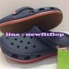 รองเท้า crocs retro clog รุ่นเรโทร สีกรม