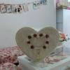 TS141203 กล่องรับซอง หัวใจ