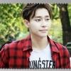 ผ้าเช็ดแว่นตา (15x18 cm) - KIM SUNGJOO วง UNIQ
