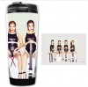 แก้วน้ำเก็บความเย็น 400 ML. - Wonder Girls - I Feel You