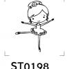 Cartoon Stamp - รูปการ์ตูนน่ารัก 016