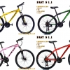 จักรยานเสือภูเขา FAST BICYCLE รุ่น S 1.1 เฟรม HITEN