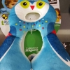 หมอนรองคอสำหรับเด็กลายนกฮูกรุ่นใหม่ รุ่น 1-4 ปี:Benbat Owl