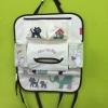 กระเป๋าหลังรถเกาหลี ใส่ขวดน้ำ ขวดนม กระดาษทิชชู ที่วางแทบเล็ต สารพัดประโยชน์