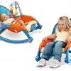 เปลโยกรุ่น Newborn to Toddler Rocker