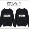 เสื้อแขนยาว EXO LUXION - LAY สีดำ