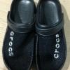รองเท้า crocs ไซส์ M7 40 No.12