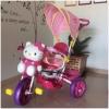 รถจักรยานสำหรับเด็กเล็ก HELLO KITTY Triciclo Silver งาน Sanrio