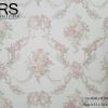 วอลเปเปอร์ลายทางดอกไม้ สไตล์วินเทจ BMG-B106