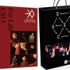 โฟโต้บุ๊ค EXO - For Life เซตใหญ่ ( ของแถมพิเศษ เช่น โปสการ์ด 1 กล่อง + ถุงกระดาษ + DVD )