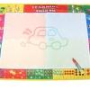 กระดานน้ำ 2 in 1 ขนาด ก 60 x ย 80 cm พัฒนาการเรียนรู้ด้วยศิลปะ รุ่นนี้มี 4 สีค่ะ