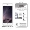 ฟิล์มกระจก iPhone 6 Plus ยี่ห้อ EXCEL