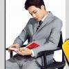 แผ่นรองเม้าส์ EXO : KAI [2015 AUTUMN IVYCLUB]