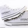 รองเท้าผ้าใบ exo luxion สีขาว