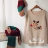 Christmas Reindeer knit/sweater