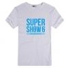 เสื้อ SUPER SHOW 6 (สีขาว)