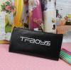 กระเป๋าดินสอ TFBOYS LOGO สีดำ