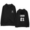 """เสื้อแขนยาวมีฮู้ด EXO Planet #4 – """"The EℓyXiOn"""" - CHEN"""