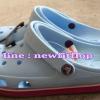 รองเท้า crocs retro clog รุ่นเรโทร สีฟ้าอ่อน