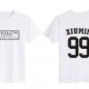 เสื้อ EXO PLANET - XIUMIN