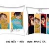 หมอน CHEN EX'ACT ( ขนาด 40 x 40 cm. )