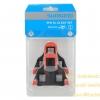 คลิ๊ปติดพื้นรองเท้า Cleat Sets บันใดเสือหมอบ รุ่น SM-SH10, สีแดง SHIMANO