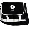 กระเป๋าสะพาย EXO สีดำ แดง ฟ้า