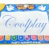 กระดานน้ำ 2 in 1 playmat coolplay มีดนตรีค่า ส่งฟรี