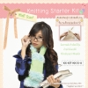 KNITTING STARTER KIT MIMII SCARF