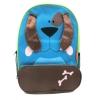 กระเป๋าเป้สะพายหลัง - เจ้าตูบ ( สีฟ้า/สีน้ำตาล )