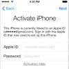 ปลดล็อค iCloud ที่ติด activate เฉพาะไอโฟน 5 และ 5S บริการออนไลน์ เฉพาะเครื่องศูนย์ไทยเท่านั้น